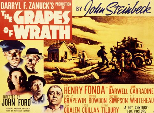 the american dream grapes of wrath American dream in literature  john steinbeck's the grapes of wrath  chap 5 losers of the american dream and chap 6 the american dream in a.
