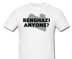 benghazi shirt