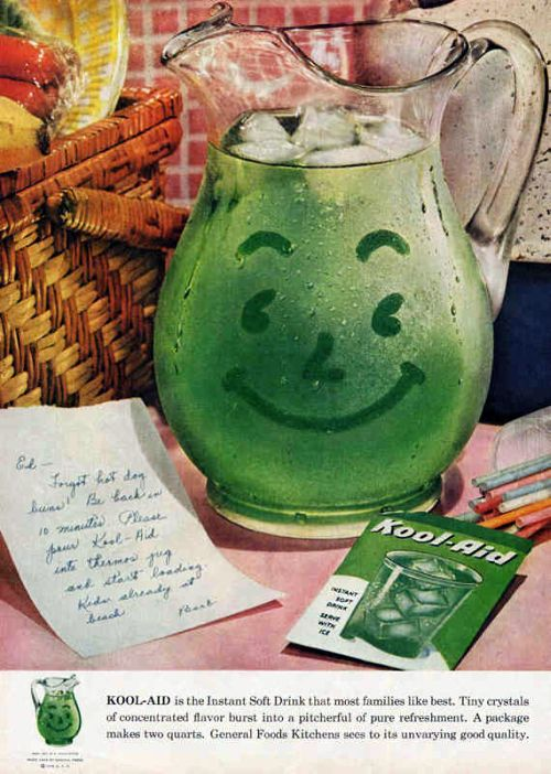 kool aid pitcher man