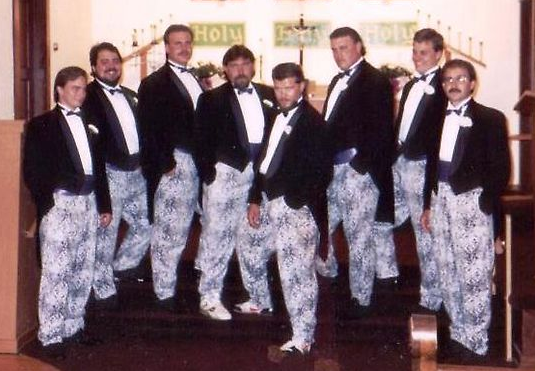 zubaz wedding