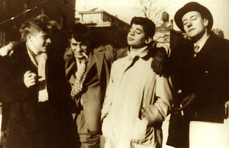 Lucien, Jack, Allen & Bill