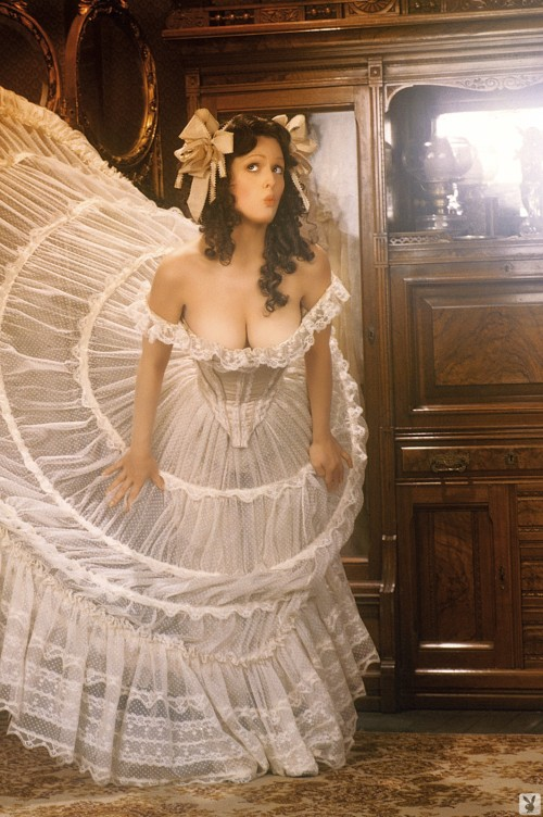 Bernadette Peters playboy 1