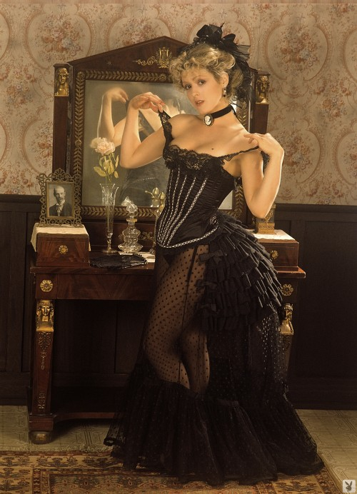 Bernadette Peters playboy 4