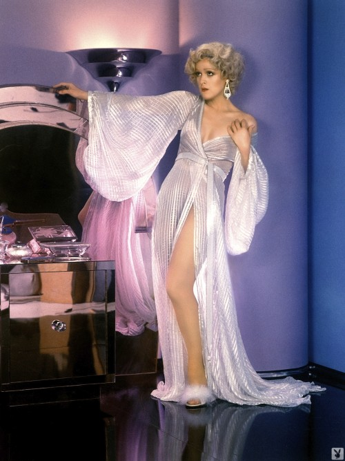 Bernadette Peters playboy 5