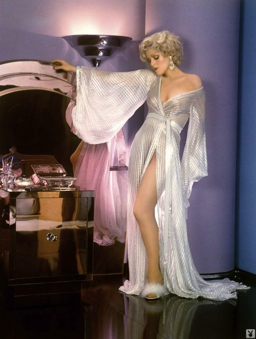 Bernadette Peters playboy 6