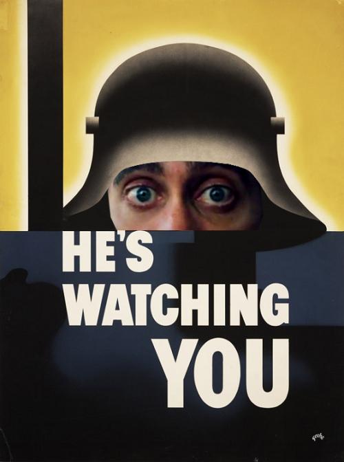 Jake Gyllenhaal is watching you