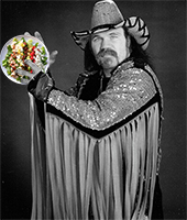 Randall Tex Cobb Salad