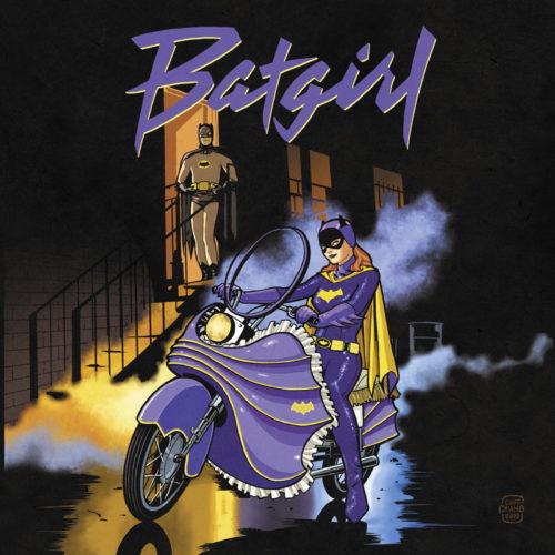 batgirl prince