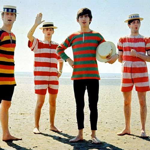 beatles stripes