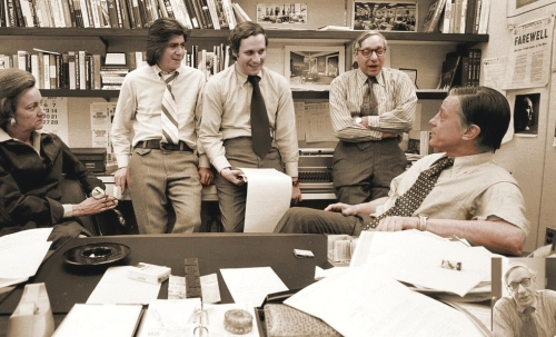 ben bradless watergate
