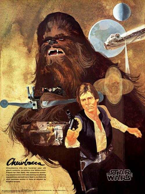 bk star wars chewie