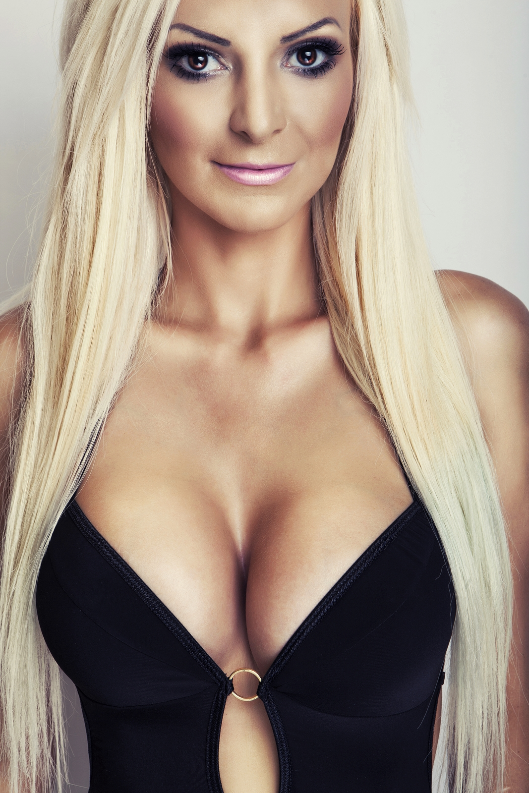 blonde breasts