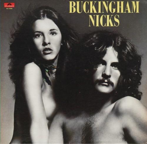 buck nics album cover