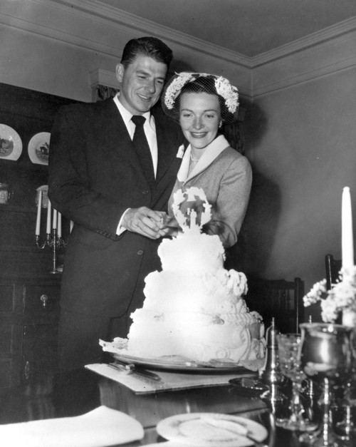 cake cutting reagans