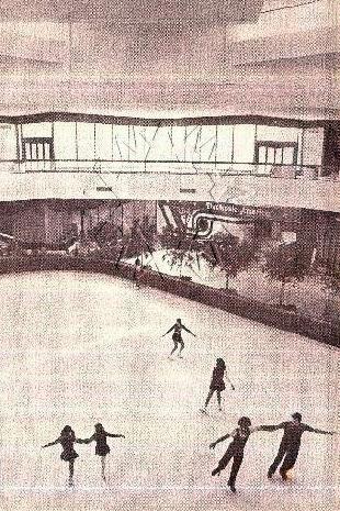 centre skating