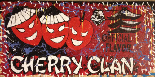 cherry clan art