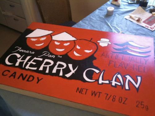 cherry clan wip
