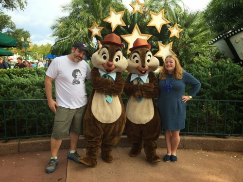 chip dale hollywood studios