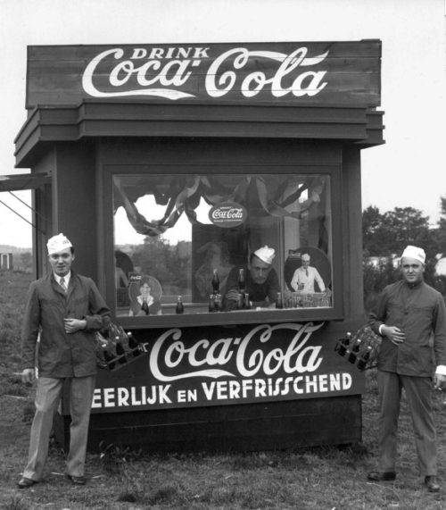 coke oylympics