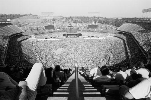 dodger stadium elton