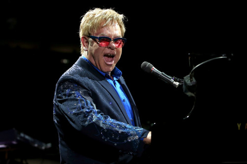 Elton John In Concert - New York, New York