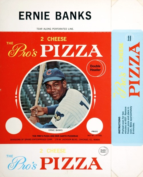ernie banks pizza