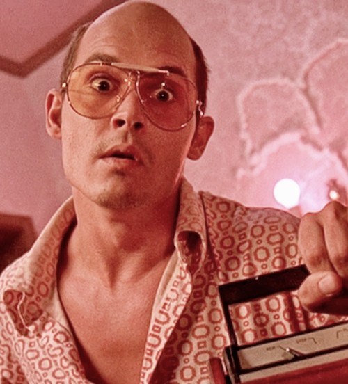 fear loathing depp