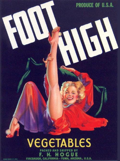 foot-high