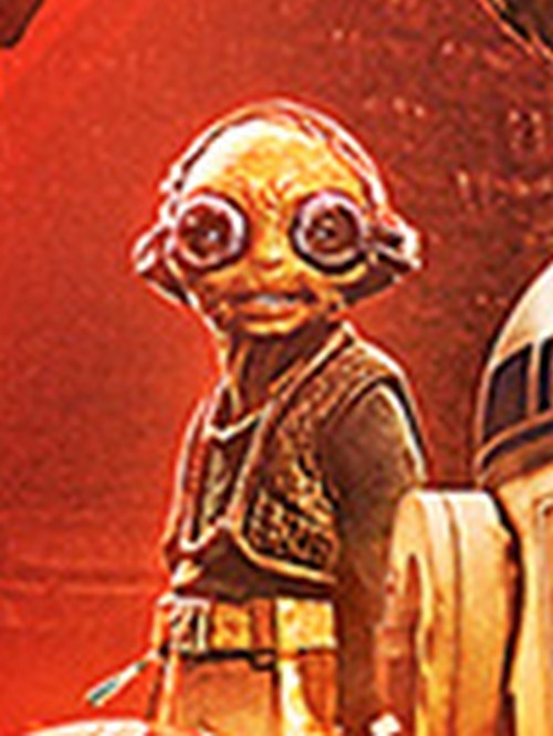 force awakens poster little guy