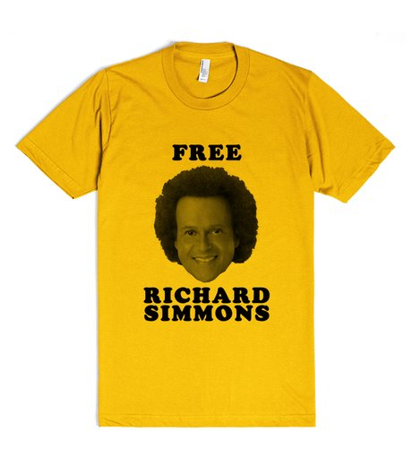free richard simmons