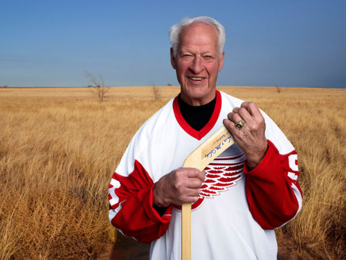 gordie howe today
