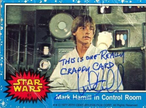 hamill card 9
