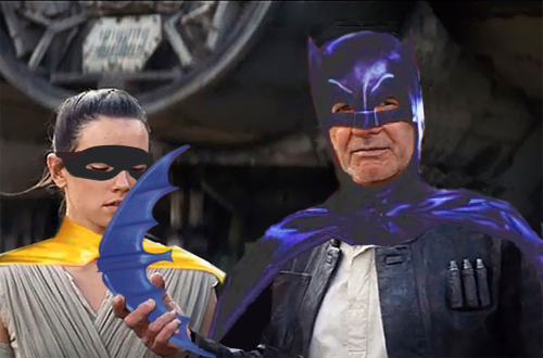 han batman