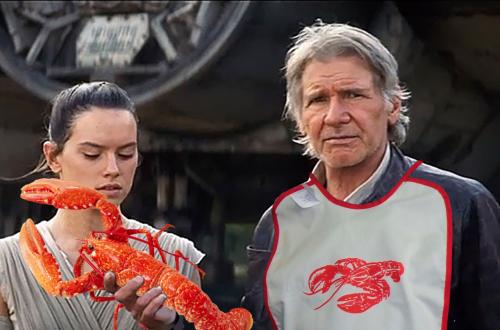 han lobster'