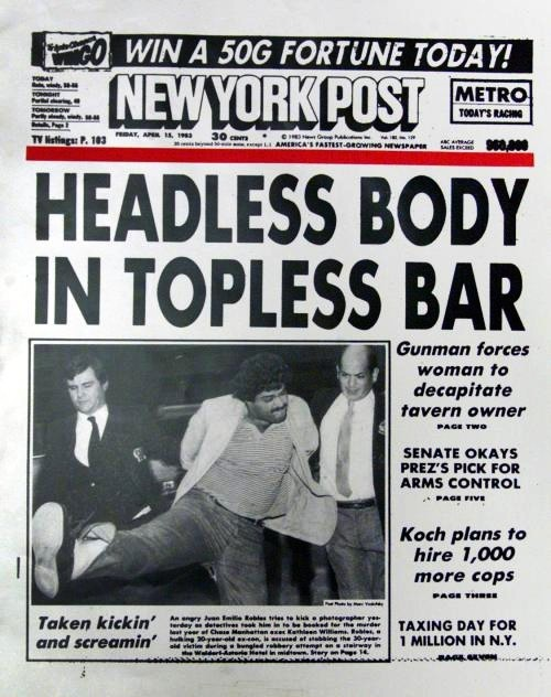 headless body topless