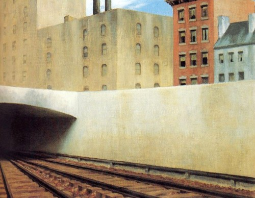 hopper approaching