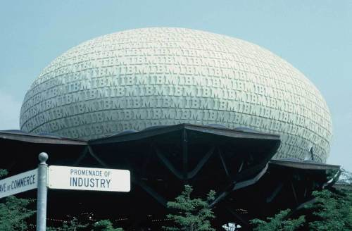 ibm worlds fair