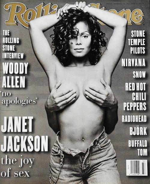janet jackson rolling stone 1993