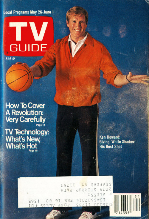 ken howard tv guide