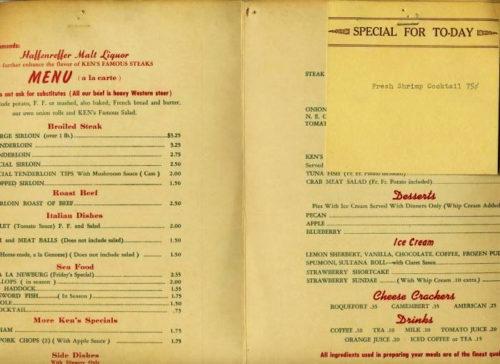 kens menu2