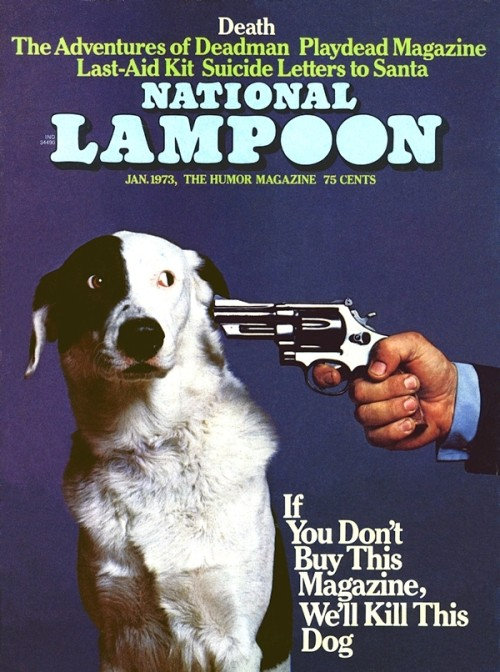 lampoon kill this dog