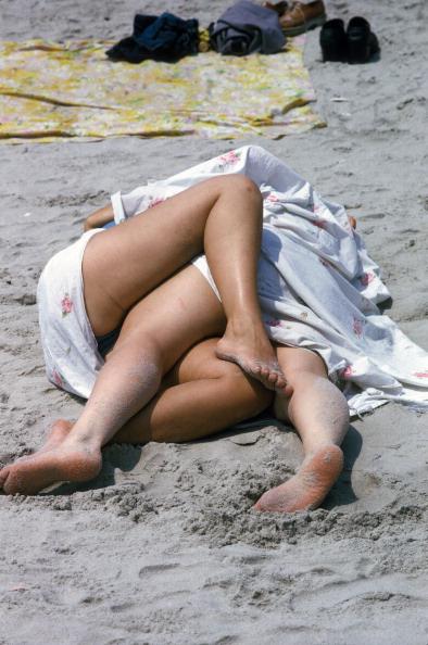 make a beach