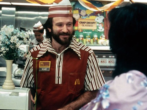 mcdonalds robin williams