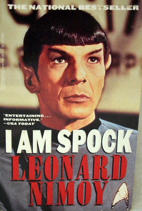 nimoy i am spock