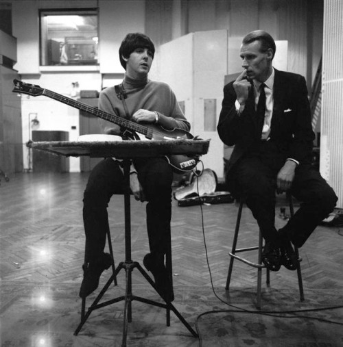 paul and george2