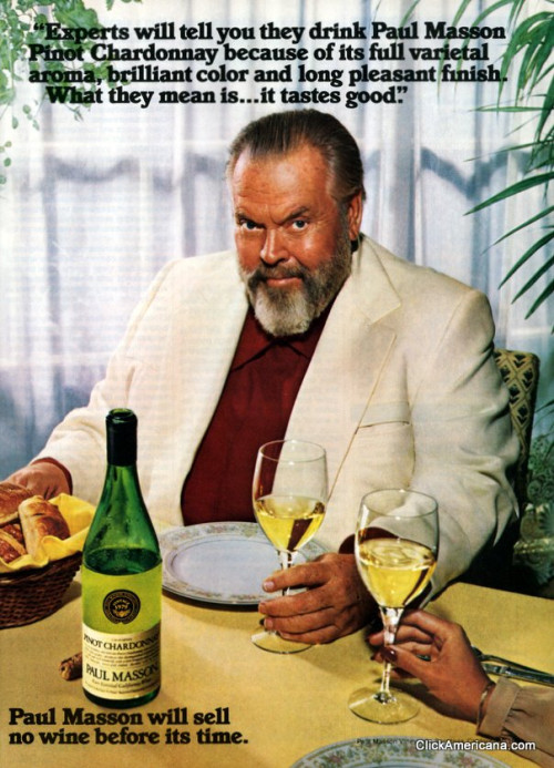 paul masson orson welles