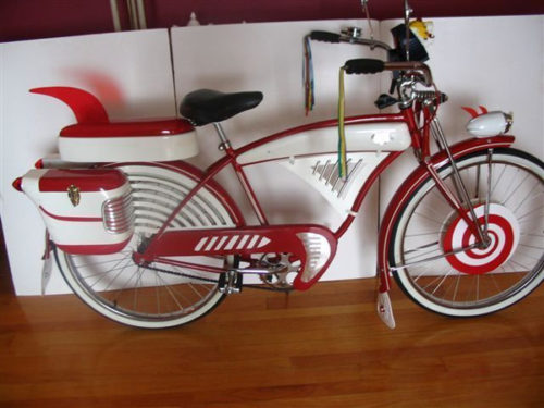 pee wee bike