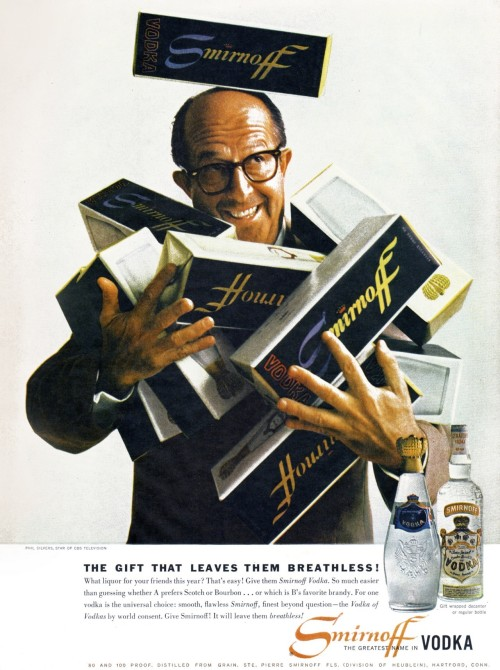 phil silvers vodka