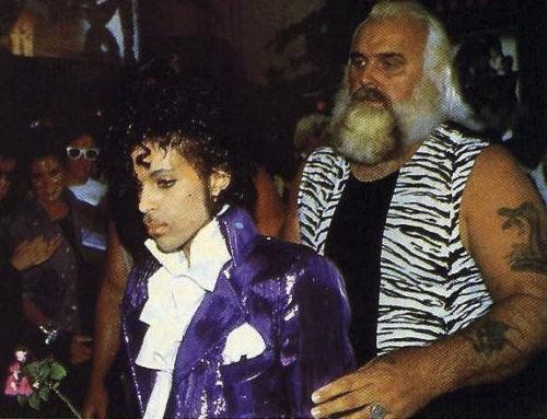prince bodyguard