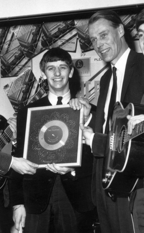 ringo and george 2